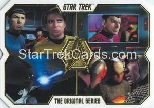Star Trek The Original Series 50th Anniversary Trading Card 9