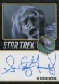 Star Trek The Original Series 50th Anniversary Trading Card Black Border Autograph Sandy Gimpel
