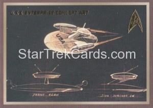 Star Trek The Original Series 50th Anniversary Trading Card E5
