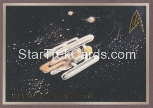 Star Trek The Original Series 50th Anniversary Trading Card E8