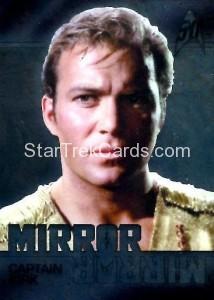 Star Trek The Original Series 50th Anniversary Trading Card MC1