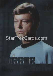 Star Trek The Original Series 50th Anniversary Trading Card MC3