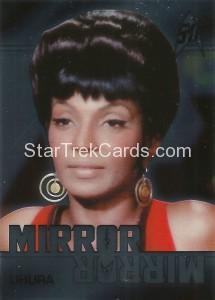 Star Trek The Original Series 50th Anniversary Trading Card MC5