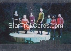 Star Trek The Original Series 50th Anniversary Trading Card MM1