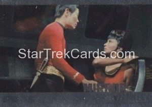 Star Trek The Original Series 50th Anniversary Trading Card MM11