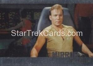 Star Trek The Original Series 50th Anniversary Trading Card MM13