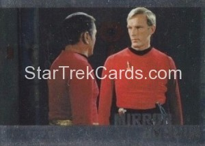 Star Trek The Original Series 50th Anniversary Trading Card MM14