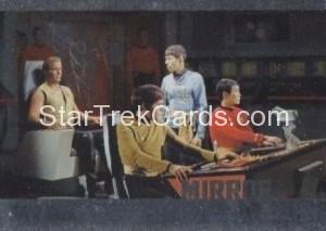 Star Trek The Original Series 50th Anniversary Trading Card MM15