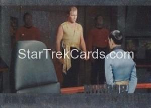 Star Trek The Original Series 50th Anniversary Trading Card MM17