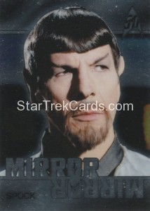Star Trek The Original Series 50th Anniversary Trading Card MM2