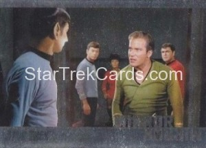 Star Trek The Original Series 50th Anniversary Trading Card MM23