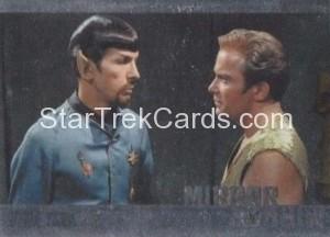 Star Trek The Original Series 50th Anniversary Trading Card MM24
