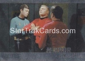 Star Trek The Original Series 50th Anniversary Trading Card MM27