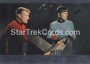 Star Trek The Original Series 50th Anniversary Trading Card MM3