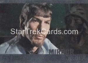 Star Trek The Original Series 50th Anniversary Trading Card MM30