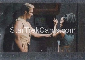 Star Trek The Original Series 50th Anniversary Trading Card MM31