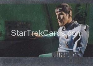 Star Trek The Original Series 50th Anniversary Trading Card MM33