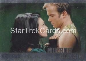 Star Trek The Original Series 50th Anniversary Trading Card MM34