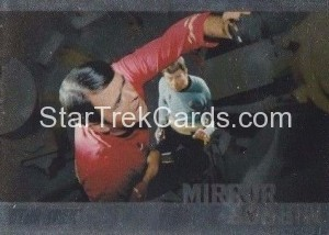 Star Trek The Original Series 50th Anniversary Trading Card MM35