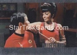 Star Trek The Original Series 50th Anniversary Trading Card MM36