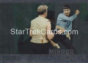 Star Trek The Original Series 50th Anniversary Trading Card MM38