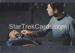 Star Trek The Original Series 50th Anniversary Trading Card MM39