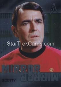 Star Trek The Original Series 50th Anniversary Trading Card MM4