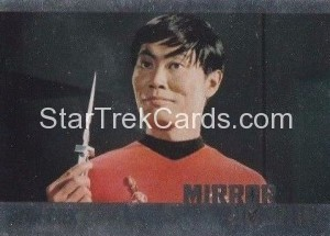 Star Trek The Original Series 50th Anniversary Trading Card MM40