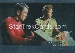 Star Trek The Original Series 50th Anniversary Trading Card MM45