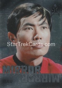 Star Trek The Original Series 50th Anniversary Trading Card MM6