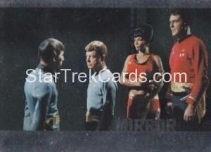 Star Trek The Original Series 50th Anniversary Trading Card MM7