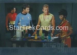 Star Trek The Original Series 50th Anniversary Trading Card MM9 1