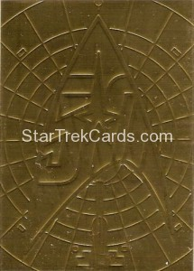 Star Trek The Original Series 50th Anniversary Trading Card P1