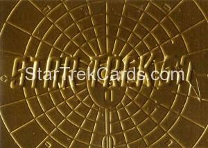 Star Trek The Original Series 50th Anniversary Trading Card P2 1