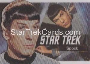 Star Trek The Original Series 50th Anniversary Trading Card P2