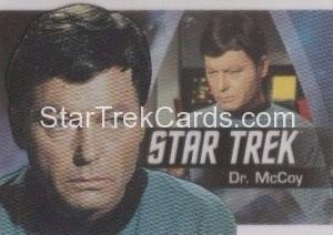 Star Trek The Original Series 50th Anniversary Trading Card P3