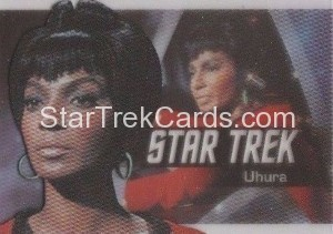 Star Trek The Original Series 50th Anniversary Trading Card P5
