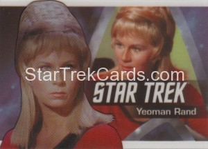 Star Trek The Original Series 50th Anniversary Trading Card P9
