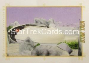 Star Trek The Original Series 50th Anniversary Trading Card Sketch Andrew Garcia