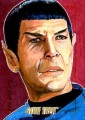 Star Trek The Original Series 50th Anniversary Trading Card Sketch Scott Rorie