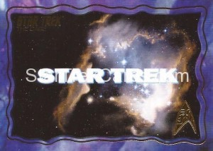 Star Trek The Original Series 50th Anniversary Trading Card The Cage 1