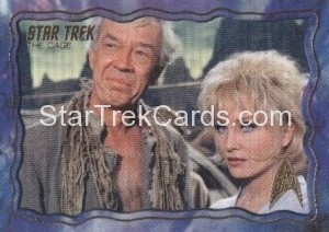 Star Trek The Original Series 50th Anniversary Trading Card The Cage 11