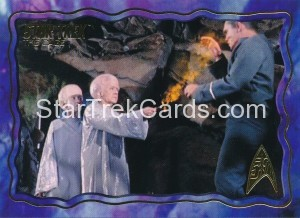 Star Trek The Original Series 50th Anniversary Trading Card The Cage 14