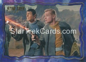 Star Trek The Original Series 50th Anniversary Trading Card The Cage 15