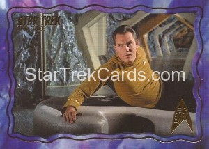Star Trek The Original Series 50th Anniversary Trading Card The Cage 16