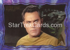 Star Trek The Original Series 50th Anniversary Trading Card The Cage 18