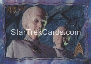Star Trek The Original Series 50th Anniversary Trading Card The Cage 21