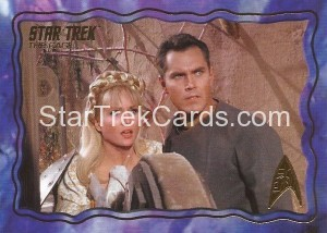 Star Trek The Original Series 50th Anniversary Trading Card The Cage 22