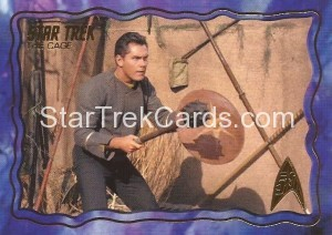 Star Trek The Original Series 50th Anniversary Trading Card The Cage 23