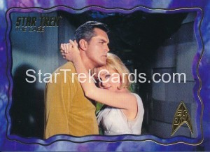 Star Trek The Original Series 50th Anniversary Trading Card The Cage 25